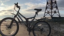 Велопоход на маяк на острове Ягры влог