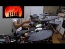 TENROU (天狼) Tenrou: Sirius the Jaeger (OP) SIRIUS - Drum Cover (叩いてみた) by xxweiwei