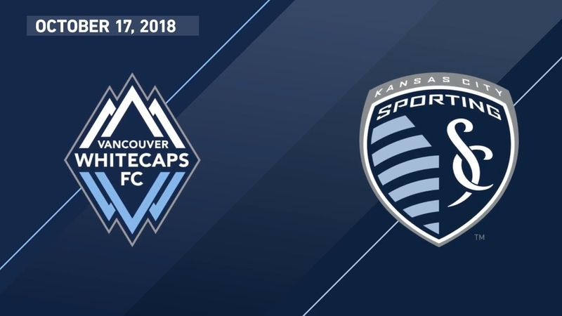 HIGHLIGHTS Vancouver Whitecaps FC vs. Sporting Kansas City | October 17, 2018