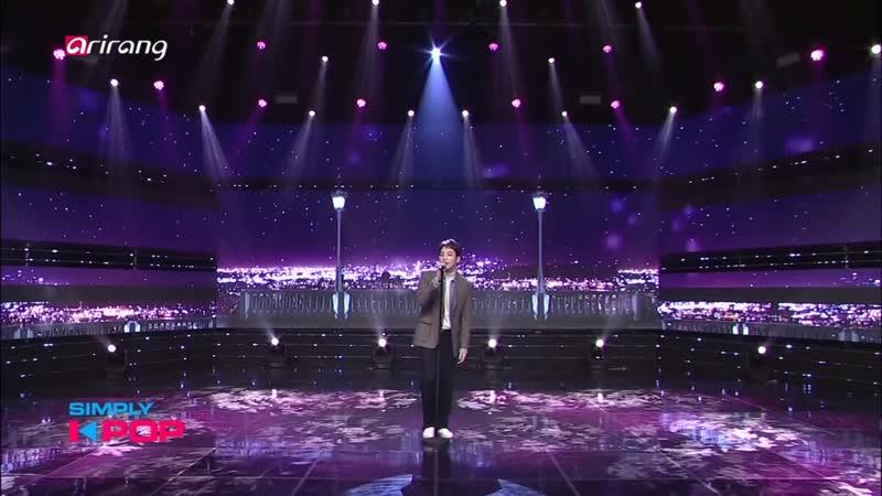Han Heejun - Starry Night @ Simply K-pop 181207