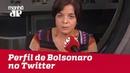 Perfil de Bolsonaro no Twitter pode começar a gerar questionamentos   VeraMagalhães