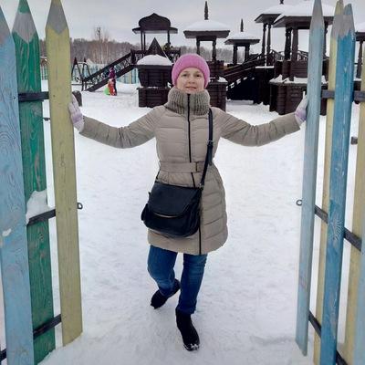 Анна Красильникова