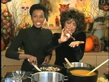 Eartha Kitt, B. Smith--Cooking Soup, Rare TV