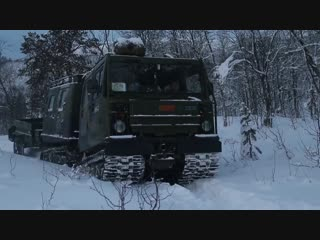 Exercise to increase the Marines proficiency in cold-weather, arctic, and mountainous environments