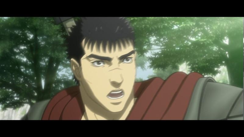 Berserk The Golden Age Arc 3 ( English Dub )