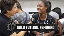 Galo volta a ter time feminino de futebol