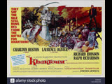 Khartoum (1966) Charlton Heston, Laurence Olivier, Richard Johnson