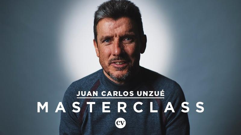 Juan Carlos Unzué Tactics Goalkeeper evolution Cruyff to Guardiola at Barcelona Masterclass