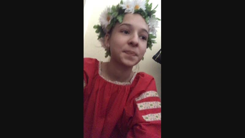 Марианна Коновалова — Live