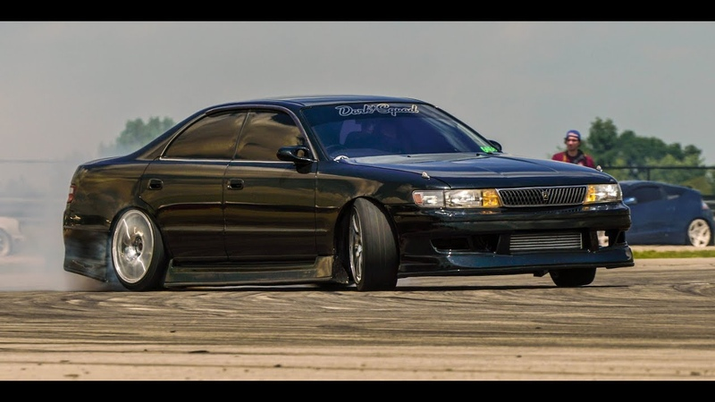 TOYOTA CHASER TOURER V - FINAL BOUT GALLERY MACHINE CHECK - Ryan McClure