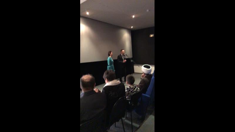 Презентация художественного фильма «Мулла» в малом кинозале ЦКиД ГО Красноуфимск