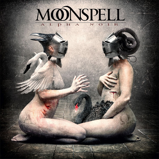 Moonspell альбом Alpha Noir (Deluxe Edition)