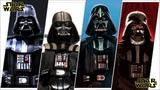 Darth Vader (Anakin Skywalker) Evolution in Movies, Cartoons &amp TV.