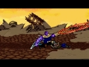 Avengers VS Thanos — 16 Bit Scenes
