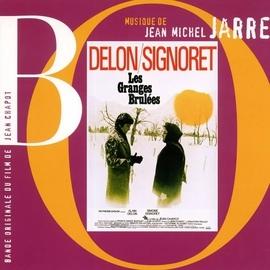 Jean Michel Jarre альбом Les Granges Brûlées