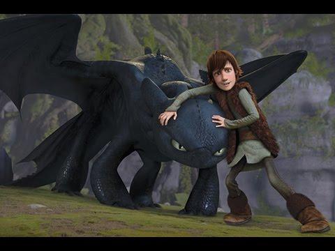 Как приручить дракона 2010  русский трейлер