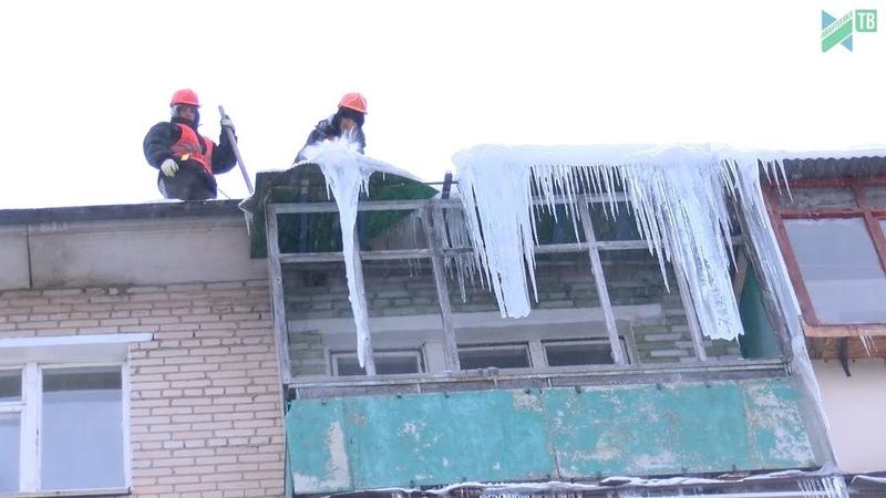 Ледниковый период 2019 в Ивантеевке