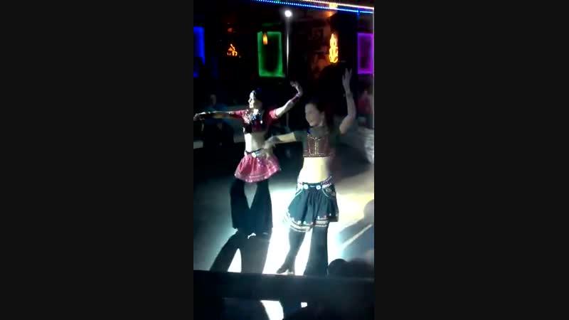 """Детская студия танца _""""Орион_"""" (Севастополь) @ Весенняя трайбл вечеринка 2015"""