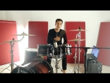 #baskovdrums Arctic Monkeys - R U Mine rehearsal