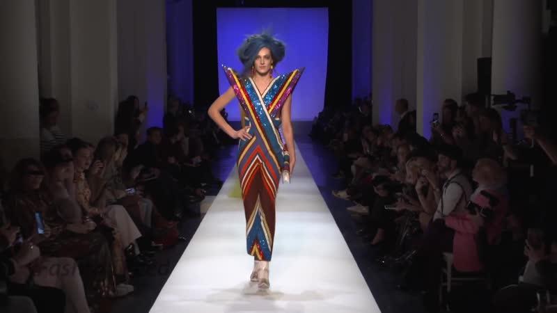 Jean Paul Gaultier - Haute Couture Spring - Summer 2019 (Exclusive)