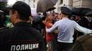 Люди блокируют Верховный суд РФ Марш матерей