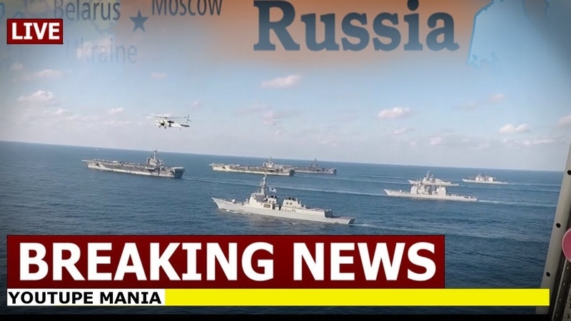 Breaking News U.S. Force Responds To Russias Military Move, Rising Tensions