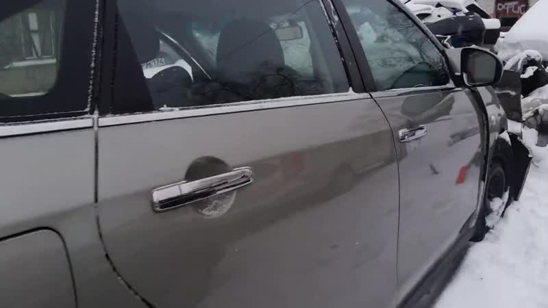 Продается Nissan Almera 2014 г 1.6 МКПП битый за 150000 рублей