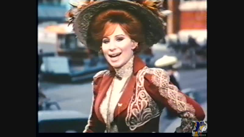 01. Barbra Streisand. Just Leave Everything To Me (Hello, Dolly!, 1969)