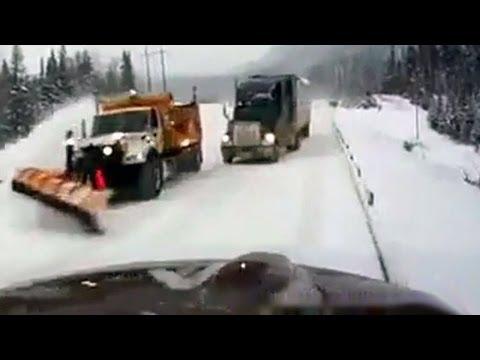 American vs Russian Driver