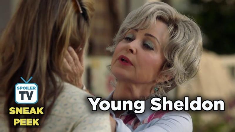 Young Sheldon 2x07 Sneak Peek 2 Carbon Dating and a Stuffed Raccoon