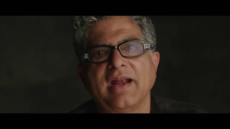 RUS SUB   S1E1   Deepak Chopra  Beyond the Horizon   Directed by Jared Leto