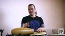 Как играть ритм Tumbao одной рукой ч 4 Tumbao Guiro