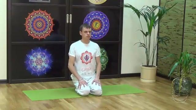 Кундалини йога для начинающих. Манипура чакра - комплекс 1