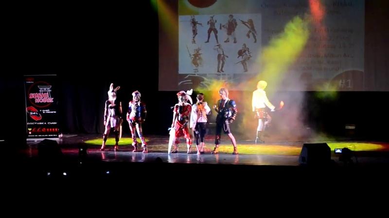 Final Fantasy Higan 2012