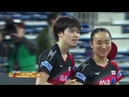 Lee Sangsu Jeon Jihee vs Masataka M Mima Ito 2018 ITTF World Tour Grand Finals Highlights 1 4