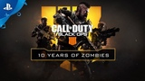 Call of Duty: Black Ops 4 - 10 Years of Zombies | PS4