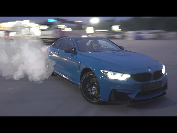 BMW M4 COMPETITION PACKAGE БЕШЕНАЯ И НЕУЛОВИМАЯ ТЕСТ ДРАЙВ ОТ БУЛКИНА