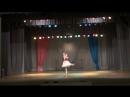 33 Вариация из балета Гаяне Арина Колобова старшая группа