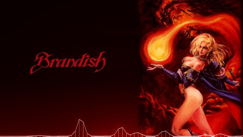Brandish - Warrior Report (remix)