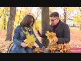 Мастер-класс в прямом эфире - Венок из кленовых листьев