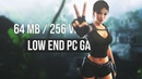 TOP 100 - Best Games for Low END PC (64 MB / 128 MB / 256 MB VRAM)