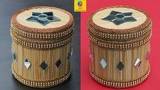 How to Make a Jewellery Box Bamboo Stick Jewellery Box DIY Jewellery Box