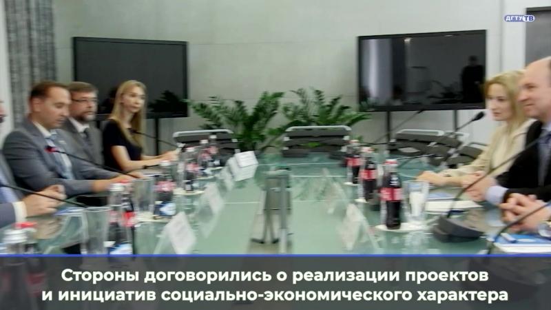 Сотрудничество филиала ООО «Coca-Cola HBC Россия» с ДГТУ