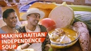 Chef Marcus Samuelsson Learns to Make Haitian Independence Soup No Passport Required