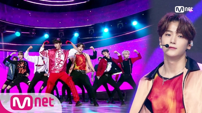 [THE BOYZ - Right Here] KPOP TV Show | M COUNTDOWN 180920 EP.588