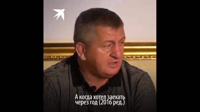 Почему отца Хабиба не пускают в США.Противостояние Москвы и Вашингтона на международной арене. [MDK DAGESTAN]