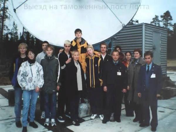 День открытых дверей в лицее №2 г. Мурманска.wmv