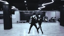 Good kisser - Usher / HOYA / INFINITE CONCERT practice video