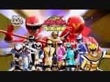Boukenger VS 25 Sentai