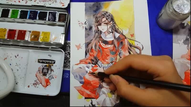 【天官赐福】 | Tiān Guān Cì Fú | Artist: S.O.I